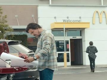 McDonald's Triple Breakfast Stacks Commercial