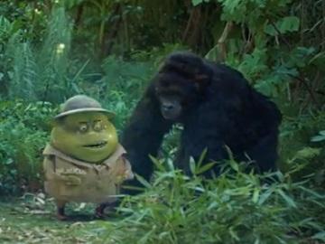 Mucinex Commercial Mr Mucus vs. Gorilla