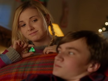 Nestlé Quality Street Christmas Advert - Boy and Girl