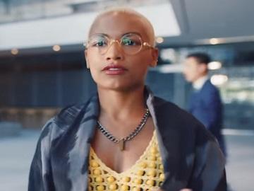 Samsung Bixby Commercial Actress