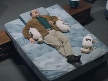 Serta Mattresses Rick Blomquist Commercial
