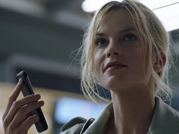 Turkish Airlines Commercial - Actress Sylvia Hoeks