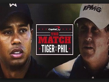 The Match Tiger vs Phil Commercial
