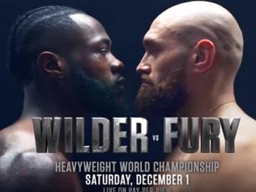 Wilder vs Fury Trailer
