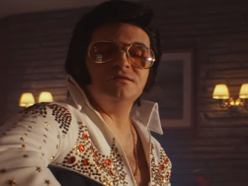 Apple iPhone Elvis Commercial