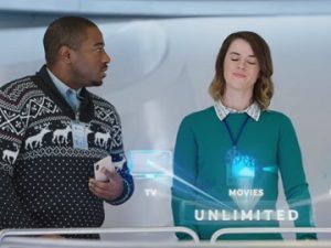 AT&T Innovations Commercial Actors