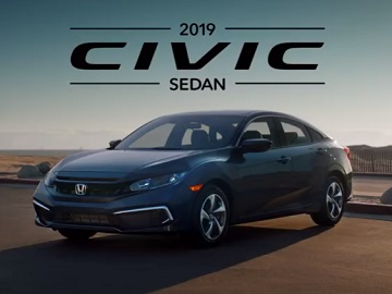 Honda Civic Commercial >> 2019 Honda Civic Lx Turtles Commercial