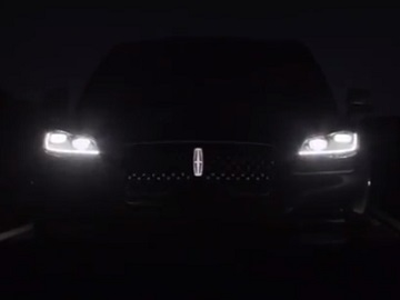 Lincoln Aviator Commercial