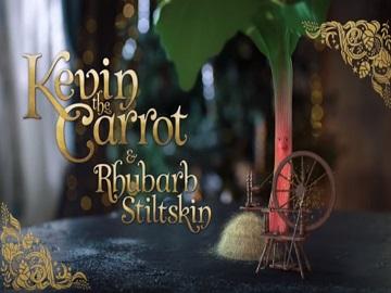 Aldi Advert - Kevin the Carrot and Rhubarb Stiltskin