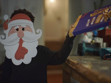 Cadbury Secret Santa TV Advert