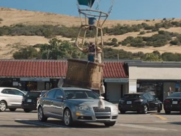 Farmers Insurance Balloon Commercial