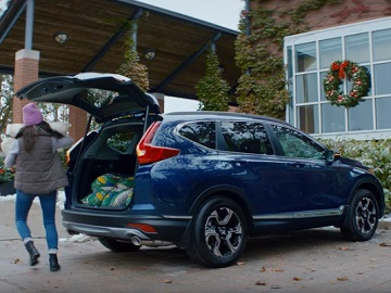 2019 Honda CR-V Commercial