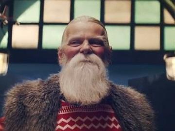Kaufland Christmas Commercial - Santa