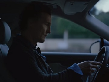 Lincoln Nautilus Matthew McConaughey Commercial