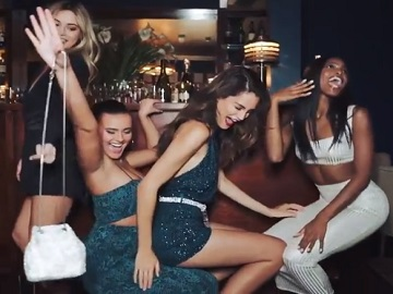 Missguided Partywear Advert Girls