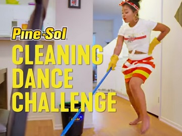 Pine-Sol Commercial - Tianne King