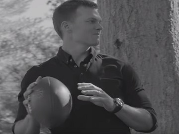 Aston Martin Tom Brady Commercial