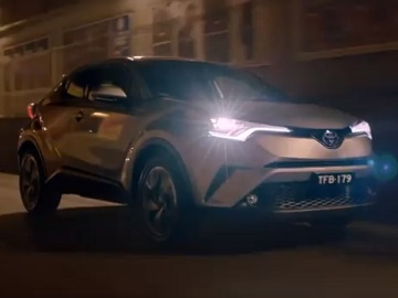 Toyota CH-R Australia Commercial