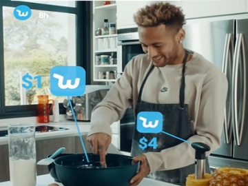 Wish Shopping App Commercial - Neymar Jr