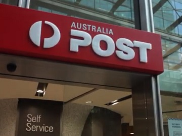 Australia Post Office Commercial