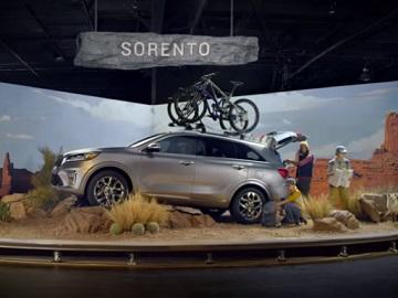 Kia Commercial - SUVs in the Wild