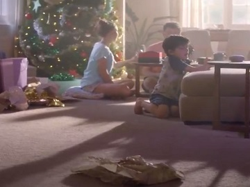 Telstra Christmas Commercial