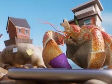 Zoopla Lobsters Advert