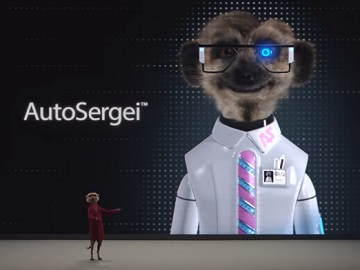 CompareTheMeerkat AutoSergei Advert