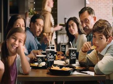 El Pollo Loco Dinner Commercial