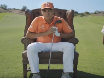 Farmers Insurance Rickie Fowler Commercial