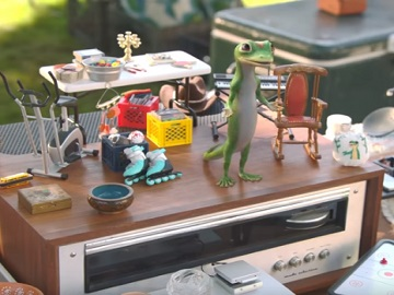 GEICO Yard Sale Commercial