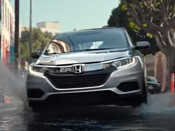 Honda SUVs Commercial