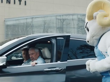 Infiniti QX50 Commercial - Feat. Roy Williams