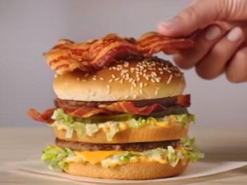 McDonald's Bacon Commercial