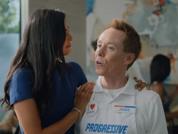 Progressive Commercial - Jamie's Wife