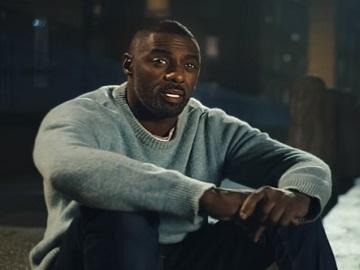 Squarespace Idris Elba Commercial
