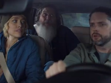 Subaru Outback Canada Commercial - Old Blind Man