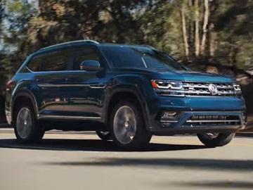 Volkswagen Atlas Commercial - Uncle Edward