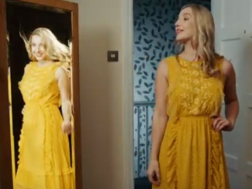 Asda TV Advert - Girl in the Mirror