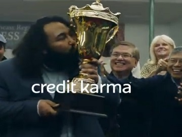 Credit Karma Chess Commercial