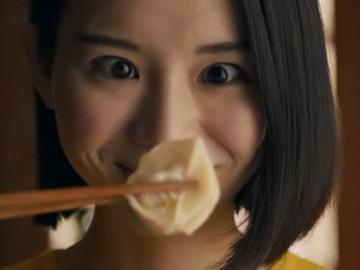 Deliveroo Advert Girl - Food Freedom