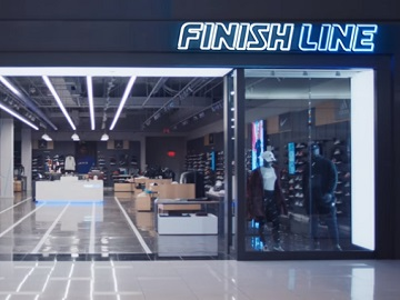 Finish Line Store Commercial