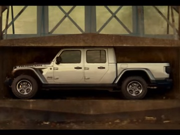 Jeep Gladiator Super Bowl Commercial