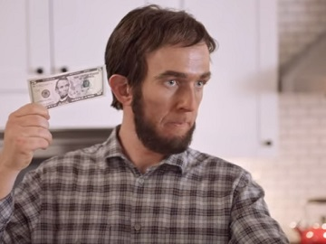 Pizza Hut $5 Lineup Commercial - Abraham Lincoln