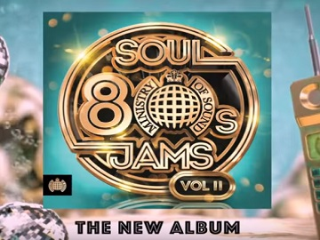 Ministry of Sound: 80s Soul Jams, Vol. II