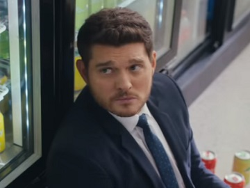 Bubly Michael Bublé Commercial
