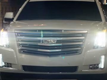 Cadillac Escalade Commercial