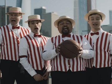 GEICO Barbershop Quartet Commercial