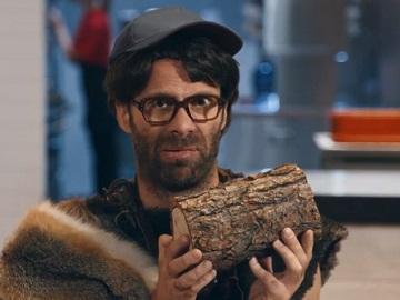 Hardee's Commercial - Prehistoric Man