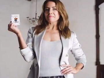 Jockey Commercial - Kate Ritchie
